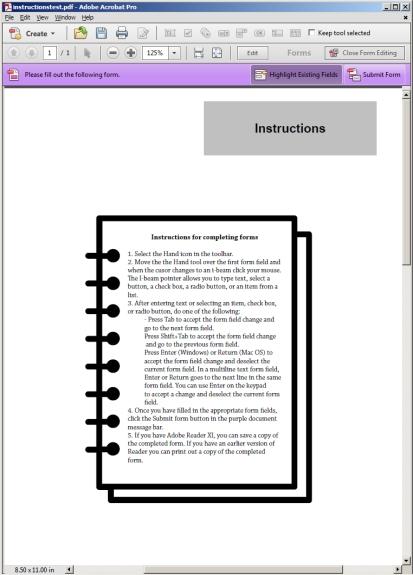 instructiontest